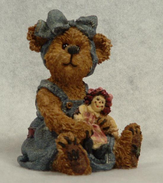 boyds bears | Sally & Annie Boyds Bears & Friends, Bearstone 3Ed — FoundValue