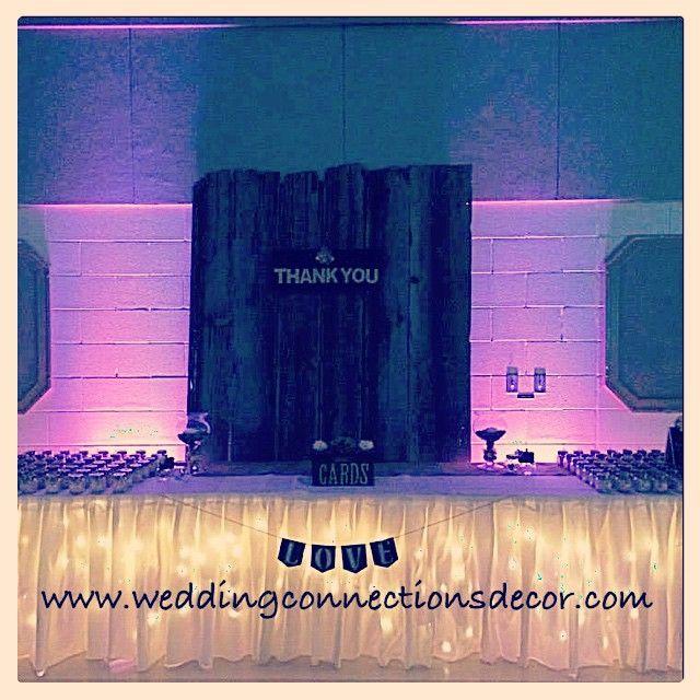 www.weddingconnec... www.facebook.com/weddingdecorating #weddingconnections #wedding #weddingdecorator #weddingbackdrop #weddingday #whitewedding #rusticwedding #burlapdecor #pink #goffhall #woodstock #pinkwedding #woodstockarena #woodstockdecorator #arenawedding #woodstockwedding #pinkandburlap