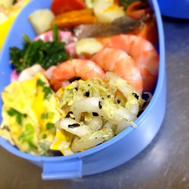 真希さんの白菜ナムルにどハマり 白菜大量消費を頑張ってます! 干しエビ無いし、本家レシピとかけ離れてきちゃいましたσ(^_^;) そんなこんなで、食べ友お願いいたします - 53件のもぐもぐ - reikaさん風白菜ナムル by kawachi1225
