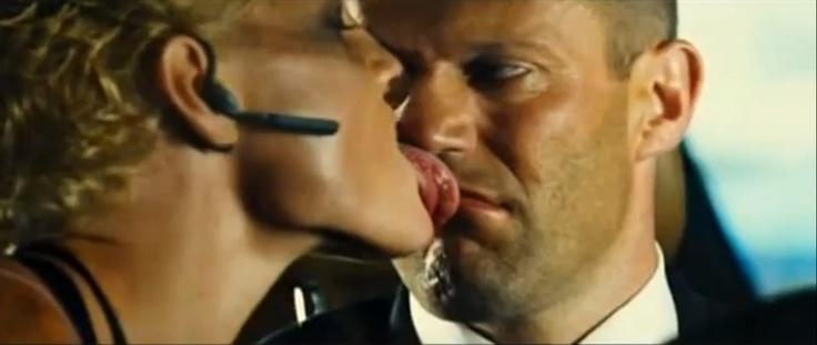 Natalya hot kiss