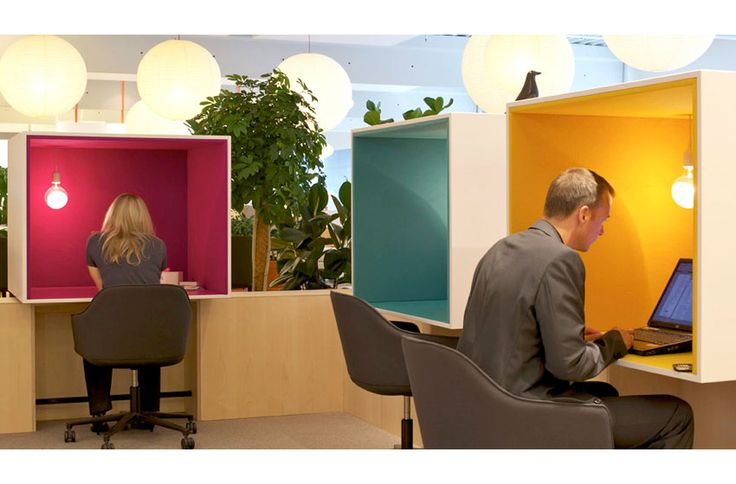 Vitra Offices, Weil am Rhein : Sevil Peach