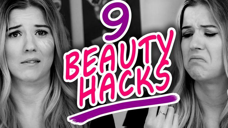 Clevver's Beauty Break, Meghan Rosette reveals NINE of her favorite beauty hacks.