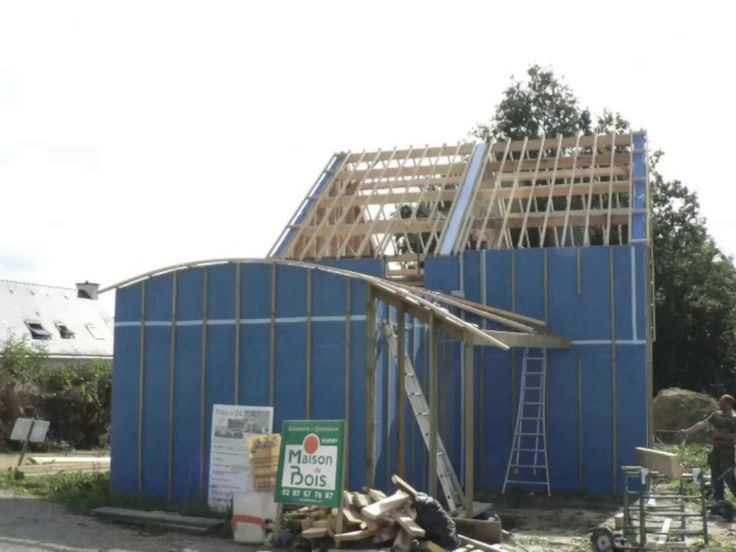 25 best ideas about construction d une maison on pinterest des mat riaux d - Patrice bideau architecte ...