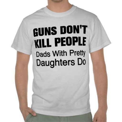 Guns Dont Kill People T-Shirt
