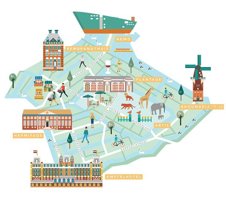 Best Seattle Neighborhoods Images On Pinterest Illustrated - Lisbon portugal neighborhoods map