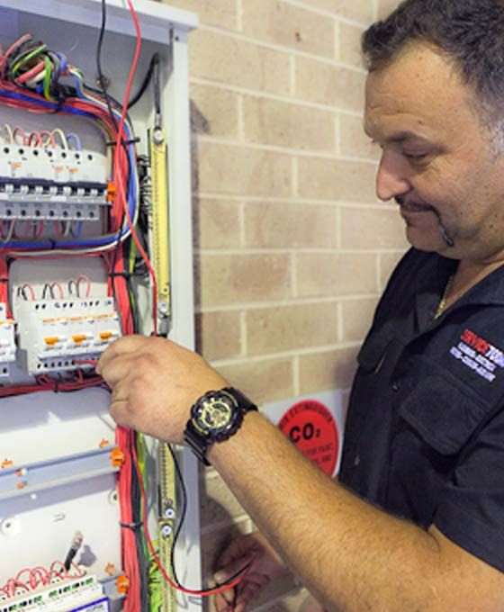 For any kind of electrical work, call Service Today's expert electricians for same day solution at reasonable price.  #Electrician #Electrical #Melbourne #Emergency #Switchboards #Works