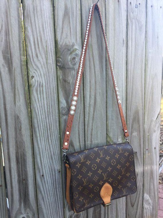 Detachable western bling belt  purse shoulder strap 43