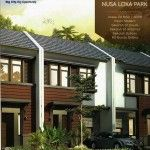 Rumah Nusa Loka Park BSD City.