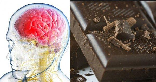 13 powodów, dla których warto zjeść kawałek gorzkiej czekolady :