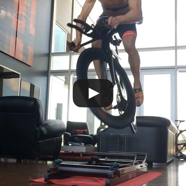 Dave Mirra on a TT bike? On rollers? Doing BMX?  VIDEO: https://www.facebook.com/video.php?v=786669904715181 #davemirra #ceramicspeed @cervelo.com @zootsports @envecomposites #simplyfaster #cycling #bmx #ttbike #rollers