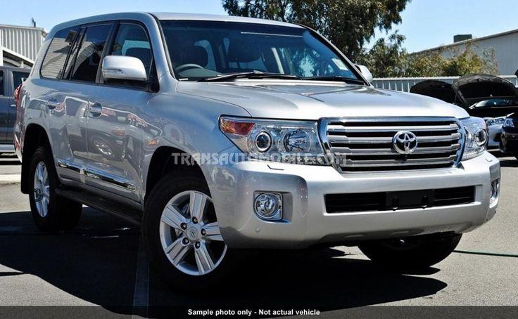 RHD - Toyota Land Cruiser 200 Station Wagon 4.5L V8 TDI Sahara RHD 4X4 Brand new (to sale)
