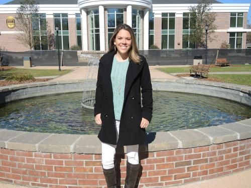 Very rarely do college students come in with a global perspective that November 19th #CCUFamily member Alyssa Girkins has. In her short life she has traveled to 15 different countries and she doesn't plan to stop anytime soon. She serves as a Global Ambassador and a member of the International Club. Besides her strong global resume, she is committed to the local scene as well as a proud Marine Science major who enjoys the smaller class sizes CCU offers. Read more: