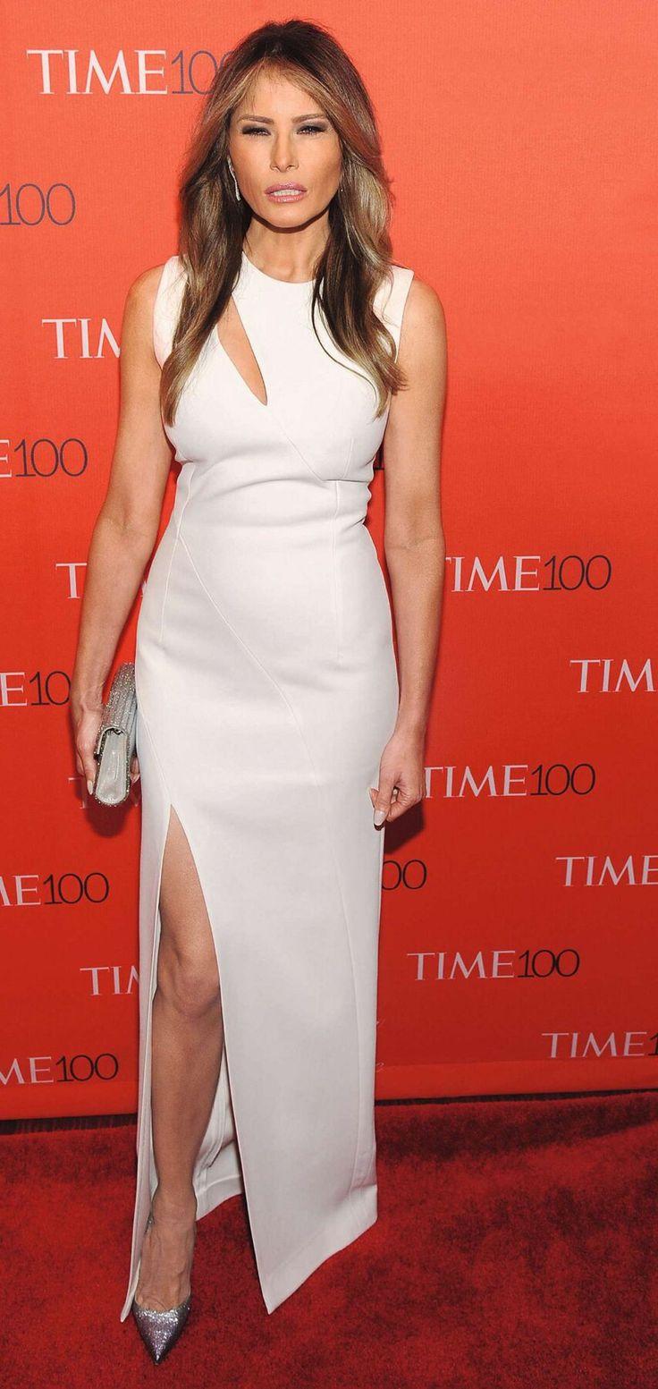 Melania Trump : aux fringues gratos