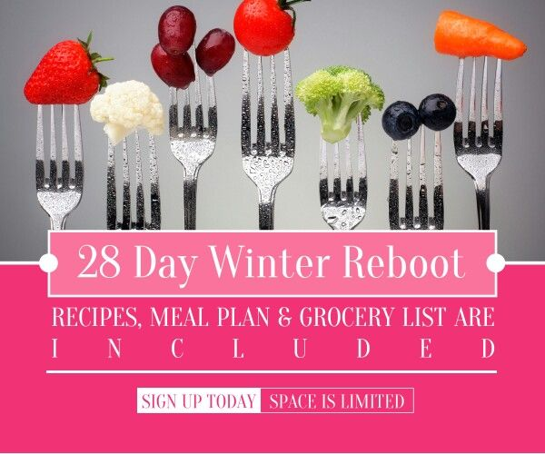 Get on the list here: https://andriabarrett.leadpages.net/28-day-winter-/. January sold out, don't let February pass you by!