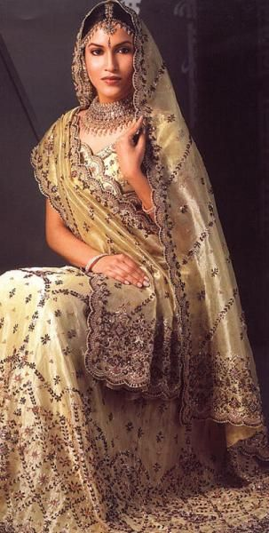 Indian Wedding Dress Lehenga Choli.. ~