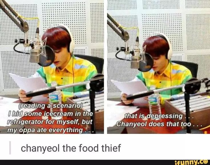 """this is so cute:P even if i dont hear him saying """"chanyeol does that too""""i can hear how he said itXD<---THIS"""