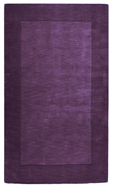 Dark Purple Area Rug For Living Room. #rugs #decor