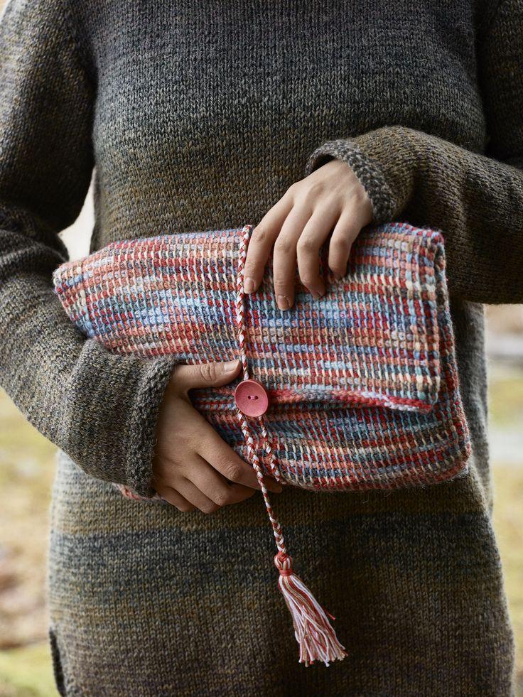 Novita Autumn/Winter 2017, Novita Polaris yarn #novitaknits #knitting #knits https://www.novitaknits.com/en