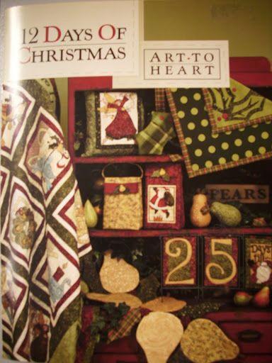 Art to Heart - Natal 12 Days Of Christmas - Petra Budag - Picasa Web Albums