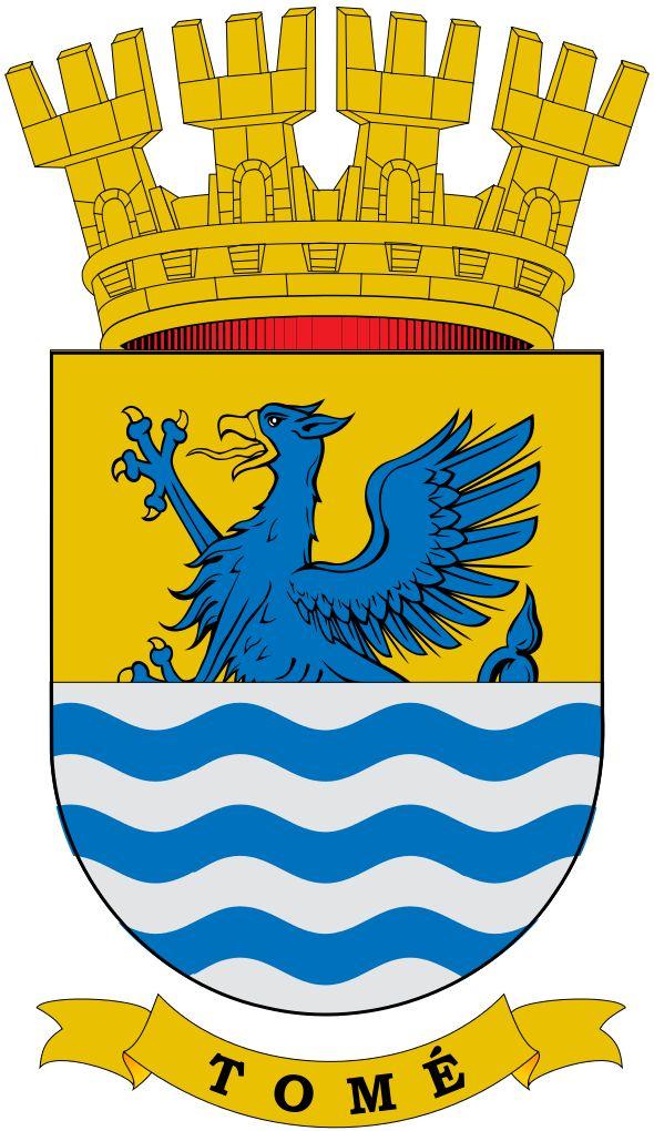 Escudo de la Comuna de Tomé