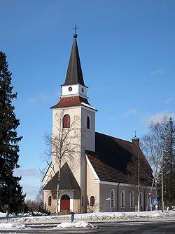 Alavieska Church