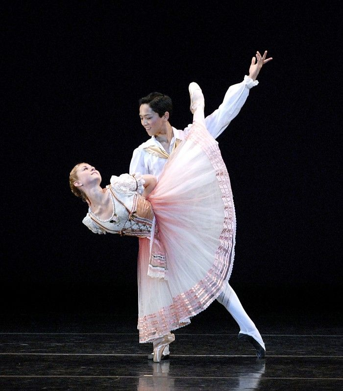Famous+Ballet+Dancers | ... & Conversation with Sylvia Deaton, Corps de Ballet, Boston Ballet