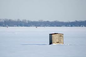 Ice Hunt for winter fishing