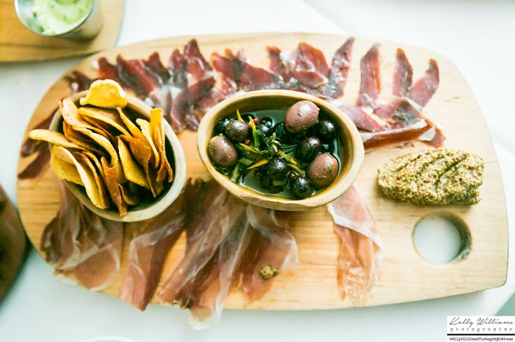 Charcuterie, photo: Kelly Williams