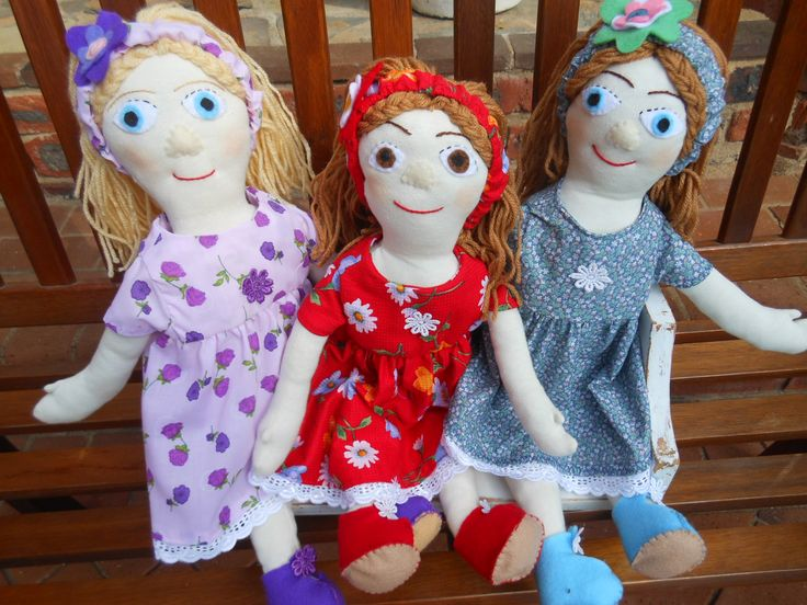These dolls have almond shaped eyes.  I think it improves them.