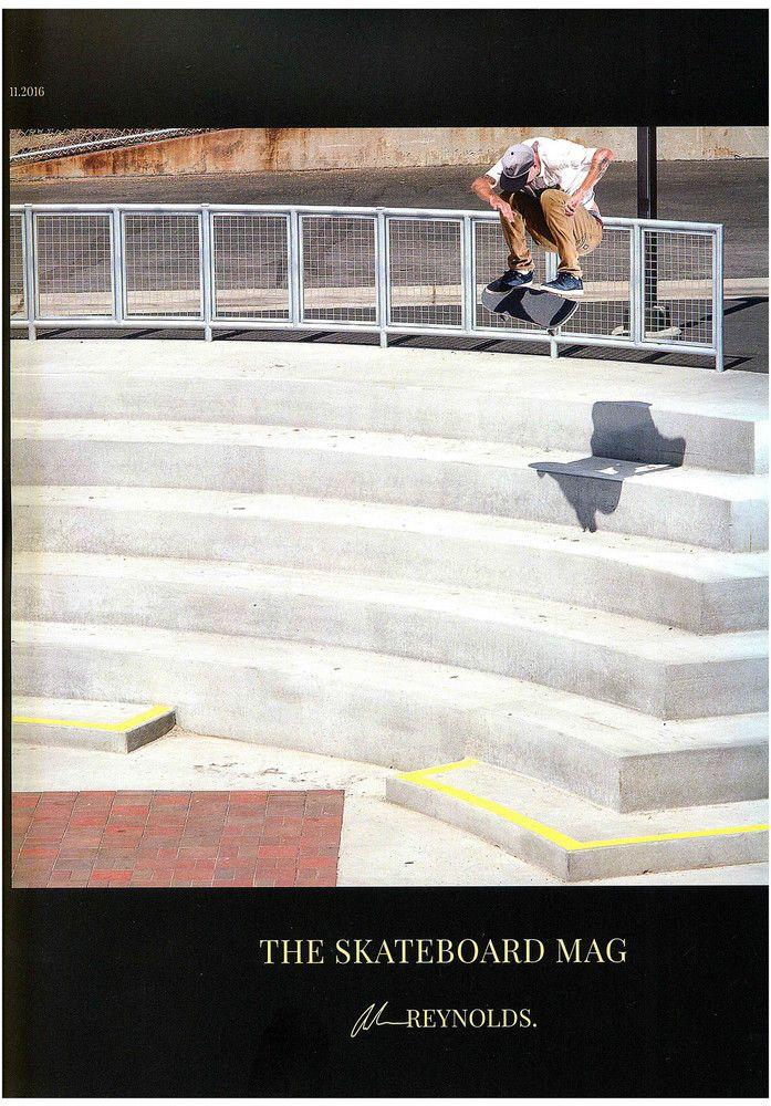 The-Skateboard-Mag Magazine-2016 - titus-shop.com  #Misc. #AccessoriesMale #titus #titusskateshop