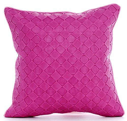 Designer Pink Throw Pillows Cover, Modern Checkered Cushi... https://www.amazon.com/dp/B016H8YKUE/ref=cm_sw_r_pi_dp_x_fB09ybQTP8KSS