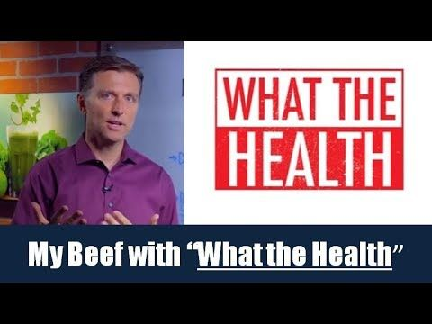 "My Beef with ""What The Health"" Documentary"