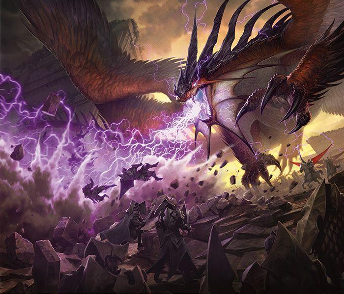 Announcing Dragons of Tarkir | MAGIC: THE GATHERING
