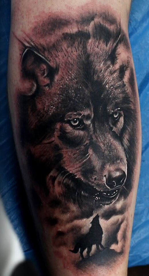 Hunting and Outdoor Tattoos