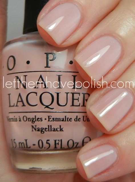 Opi New York City Ballet Soft Shades  Neutral/nude color sheers with jelly finish.