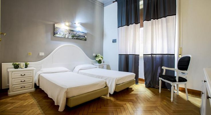 Hotel Trinità Dei Monti Roma Featuring free WiFi throughout the property, Hotel Trinità Dei Monti offers pet-friendly accommodation in Rome, 200 metres from the Spanish Steps.  Every room at this hotel is air conditioned and has a flat-screen TV.