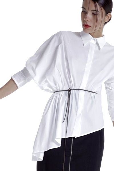 29 best SS White Shirt Collection images on Pinterest | Dress ...