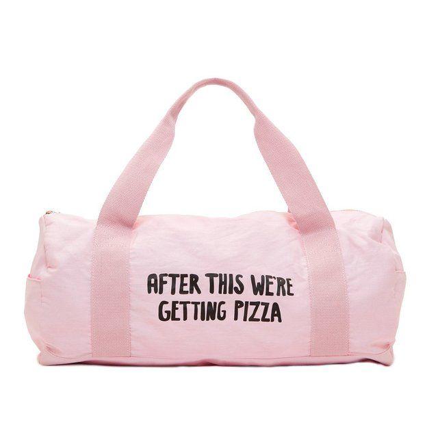 Sporttasche Pizza