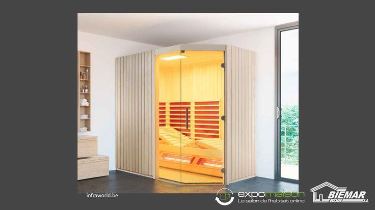 Sauna - Sauna salle de bain - salle de bain - hammam - intérieur sauna - aménagements sauna - Stores - Placards - Dressings - Sauna - Idée maison - Idée stores - Idée dressing - Idée placard - maison intérieur - home desing - aménagements sotres - aménagements dressings - aménagements placards