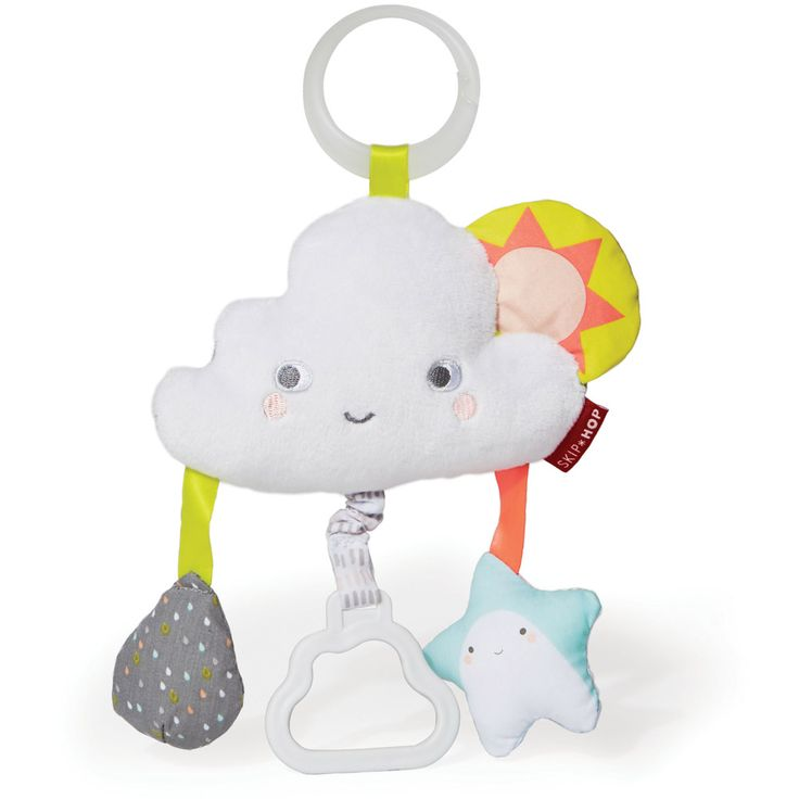 Skip Hop - Silver Lining Cloud - Jitter Toy12