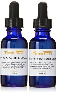 Timeless Skin Care 20 Percent Vitamin C Plus E Ferulic Acid Serum 2 fl oz 60 mL *** See this great product.