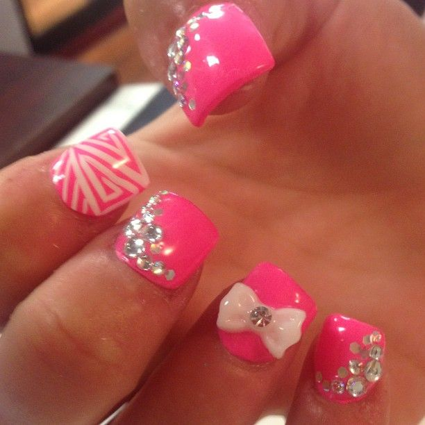 I absolutely adore pink. This may be a bit too much for my age but who cares!   #LoveAllThingsGirlie