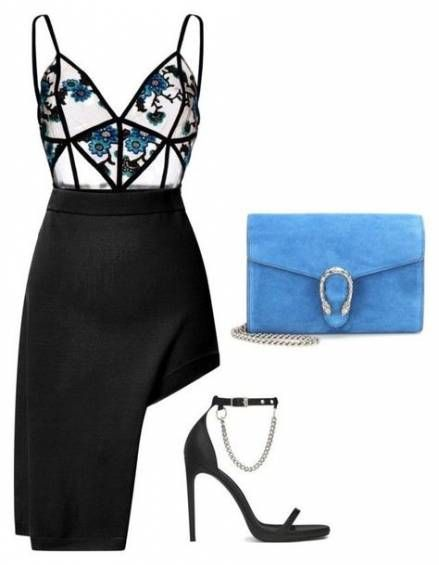 31+ Ideas for skirt outfits night out teen fashion