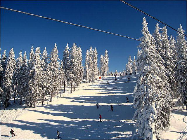 Pamporovo, Ski Slope