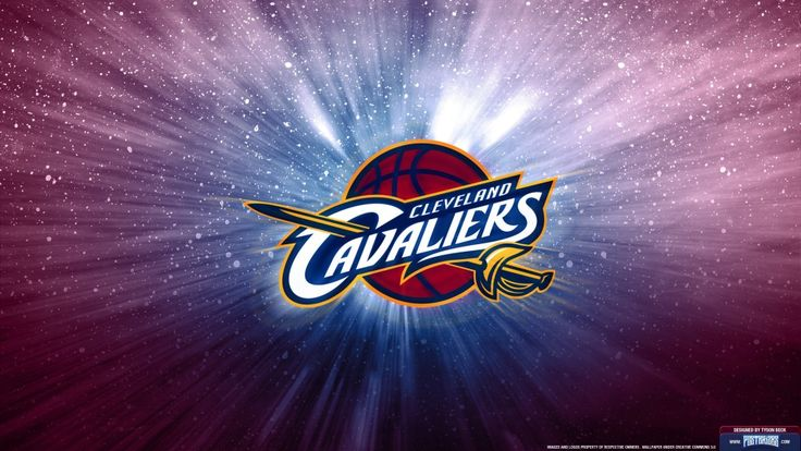 Cleveland Cavs Logo Wallpaper