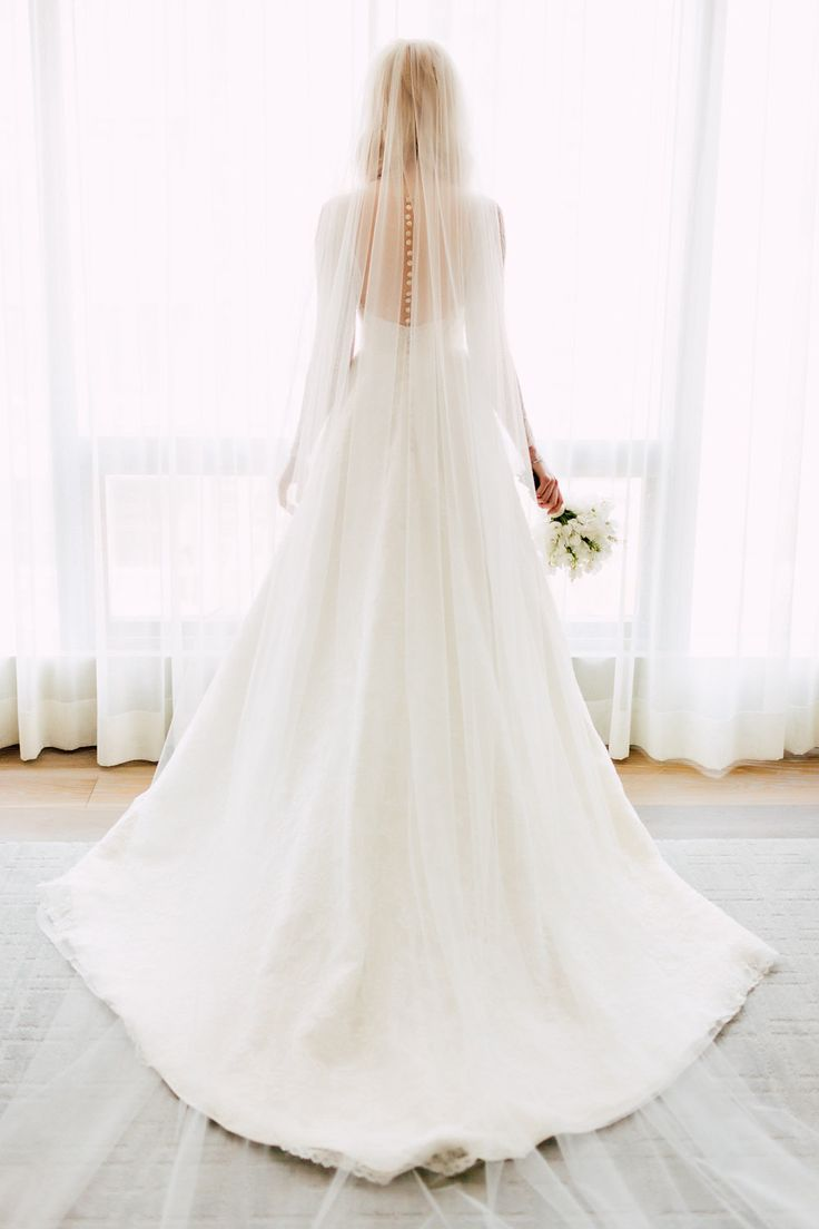 Follow @FSToronto for more wedding inspiration!   Photo Credit: Purpletree Photography #TorontoWeddings #FSWeddings #Fourseasons #Weddings #Toronto #Flowers #WeddingRings