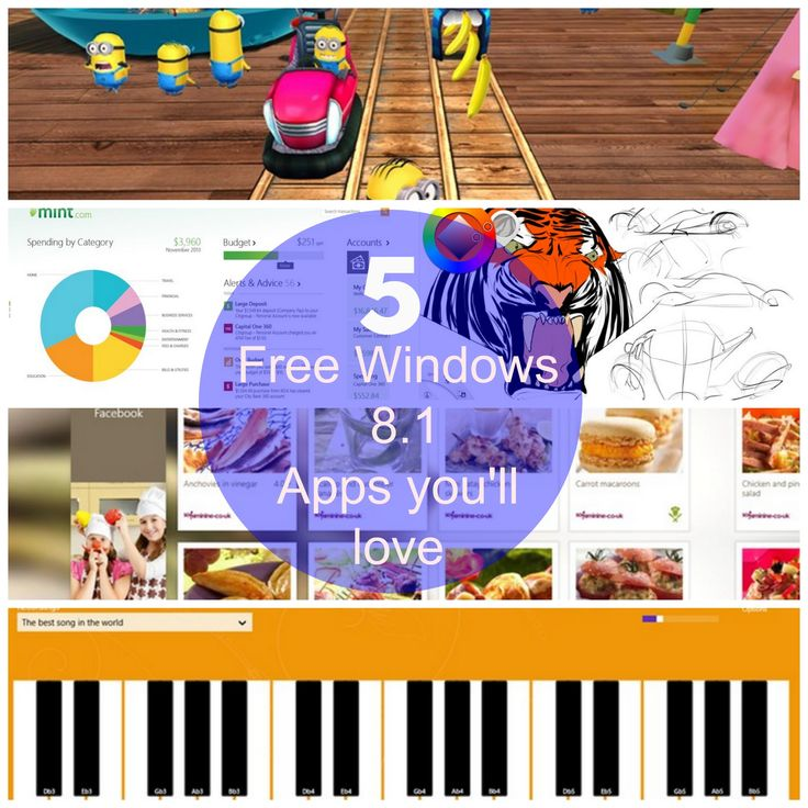 5 Free apps for Windows 8.1 #BetterwithWindows8