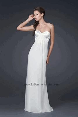 my senior dress