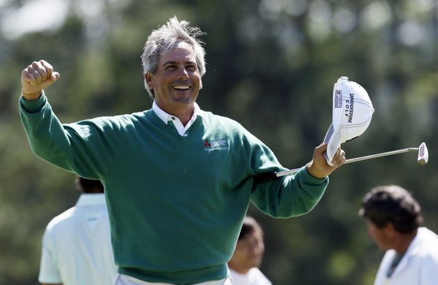 Fred Couples @ The Masters 2012: Masters Freddie Couples, 2012 Masters, Favorite Golfers, Sports, Freddie Couples Golf, Photo