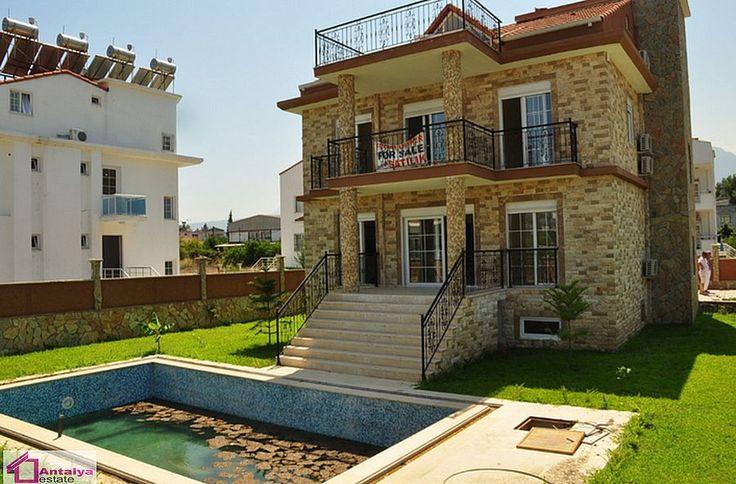 Villa Nikolas, Большая Вилла в Кемере